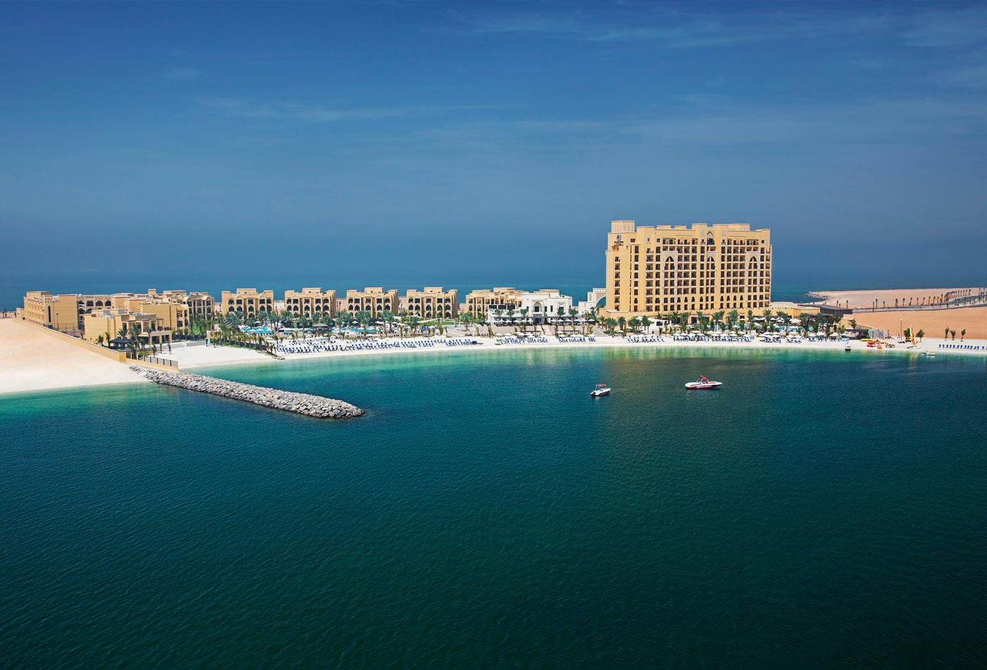 DoubleTree by Hilton Hotel and Resort, Marjan Island, UAE