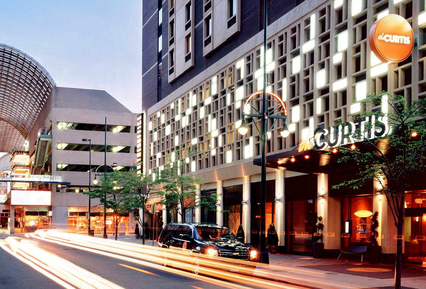 The Curtis, DoubleTree by Hilton Hotel