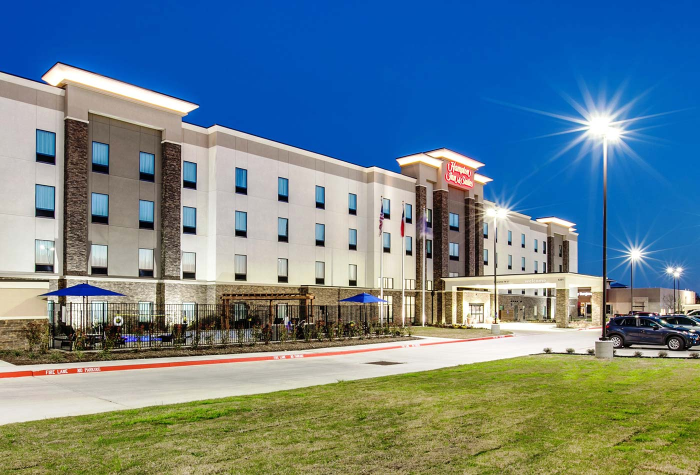 Hampton Inn & Suites Dallas/Ft Worth Airport South